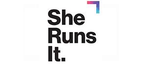 She Runs It